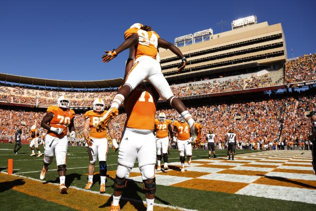Tennessee Football: Grading All 22 Starters from the Kentucky Game