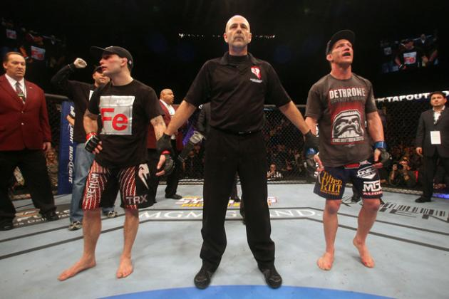 Best Moments from UFC 120-130