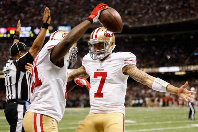 49ers vs. Saints: San Francisco's Biggest Winners and Losers from Week 12