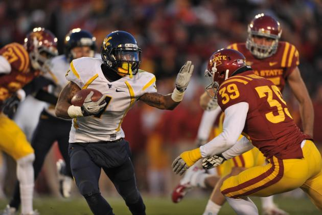 West Virginia Football: Winners and Losers from Week 13 Win over Iowa State