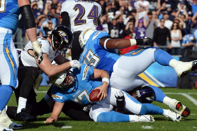 Ravens vs. Chargers: The Good, the Bad, and the Ugly from the Chargers Game