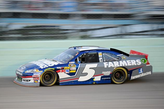10 Sleepers Who Could Win the 2013 Sprint Cup Championship