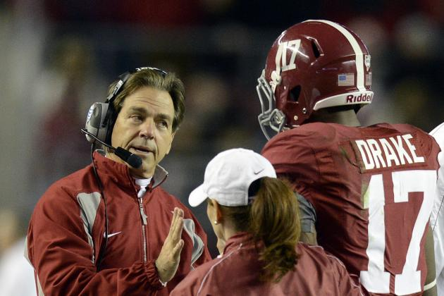 Alabama Football: Winners and Losers from the Tide's Week 13 Game vs. Auburn