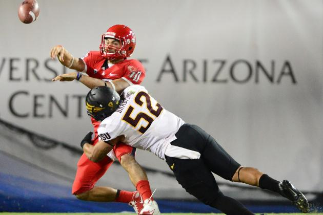 Arizona Football: Winners & Losers from the Week 13 Game vs. Arizona State