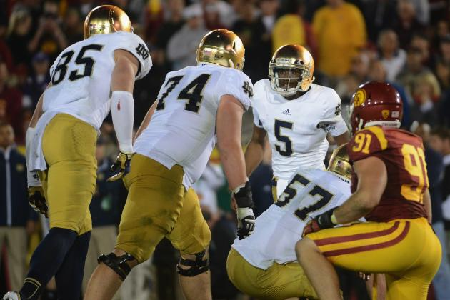 Notre Dame Football: Winners and Losers from the Week 13 Game vs. USC
