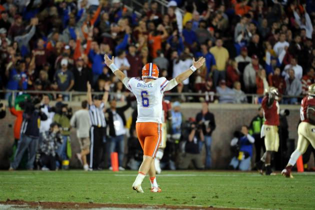 Florida Football: Power Ranking the Gators' Bowl Options