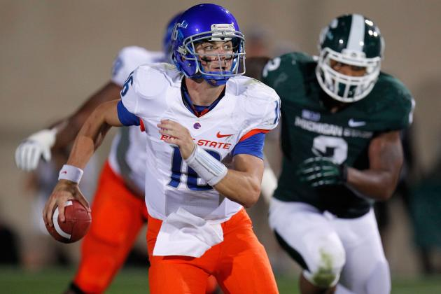 Boise State Football: 7 Big Moments of the Broncos 2012 Season