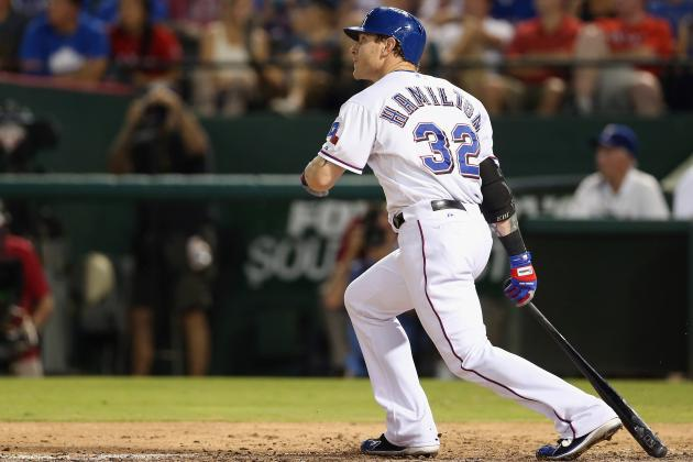 Josh Hamilton Rumors: Updating Each Suitor's Chance of Landing the Superstar