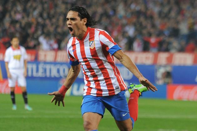 Chelsea Winter Transfer News: Radamel Falcao and Pep Guardiola in Latest Rumors