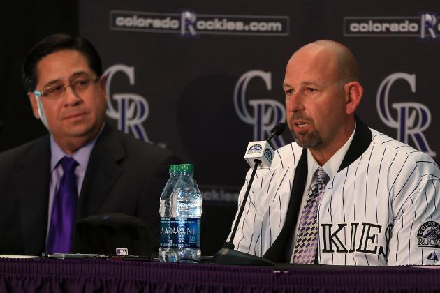 4 Expectations for New Colorado Rockies Manager Walt Weiss