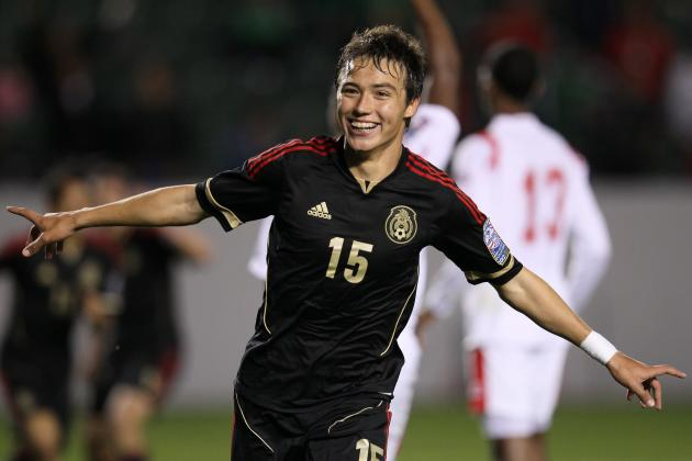 10 Up-and-Coming Mexican Strikers Who Can Be the Next Chicharito