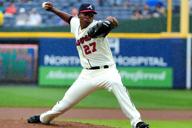 Ranking the Top 10 Prospects in the Atlanta Braves' Farm System