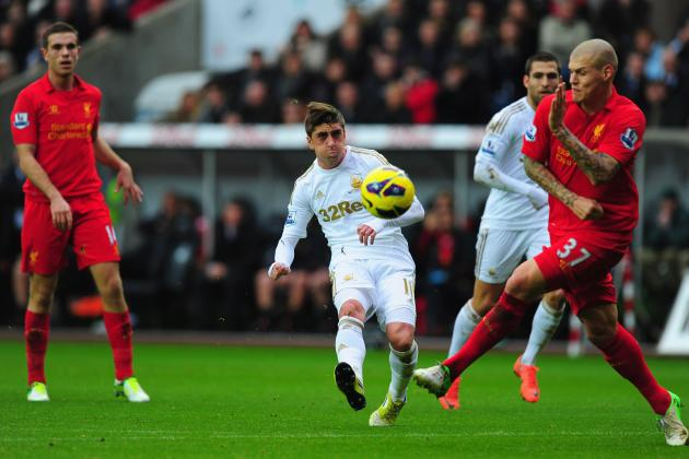 Swansea City 0-0 Liverpool: 10 Talking Points from Reds' Draw with Swans