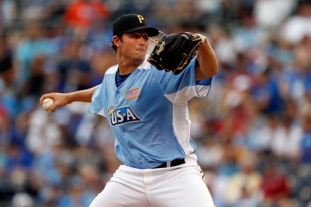 Ranking the 5 Best Pitching Prospects for 2013