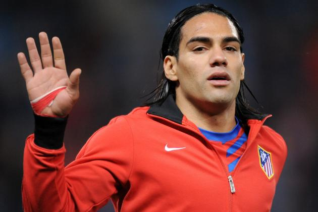 World Football Gossip Roundup: Radamel Falcao, David Beckham, Mario Balotelli