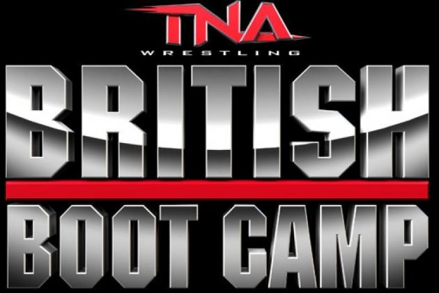 TNA British Boot Camp: Future TNA Stars in the Making