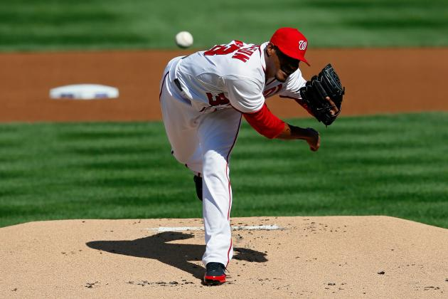 5 MLB Teams That Should Pursue Edwin Jackson This Offseason