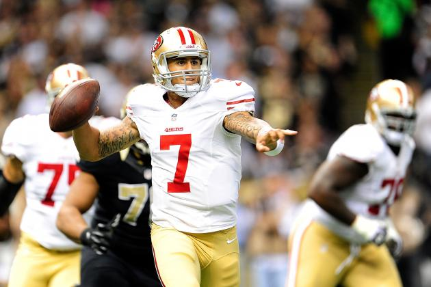 Fantasy Football Week 13 Rankings: Colin Kaepernick and Must-Start Sleeper Plays
