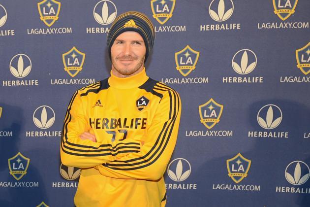 David Beckham: Five Memorable Major League Soccer Moments