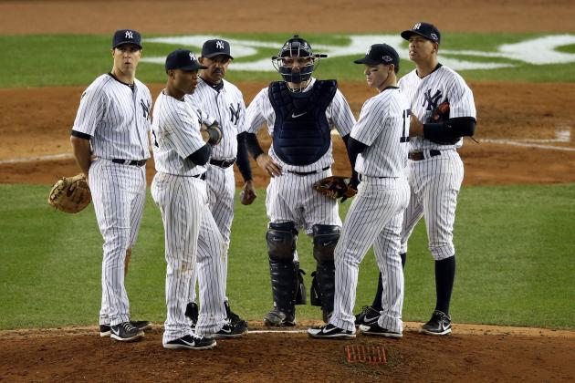 Most Overpaid Players for New York Yankees