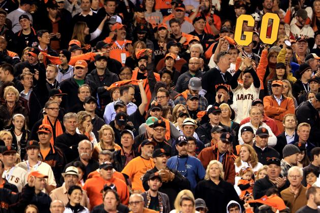 Ranking the Top 10 Craziest Fanbases in Major League Baseball in 2012