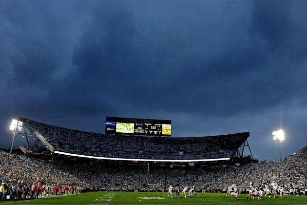 Penn State Football: 7 Best Moments of 2012