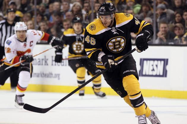 Boston Bruins: 4 Contracts That Will Be a Problem Under a Reduced Salary Cap