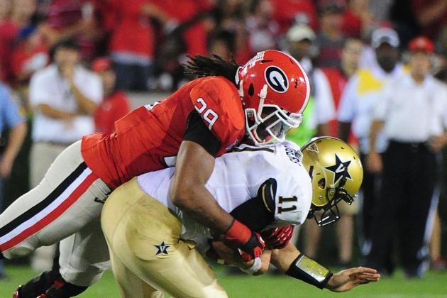 Position-by-Position 2013 NFL Draft Big Board for Pittsburgh
