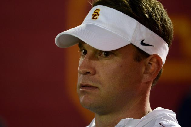 Hot Seat Rankings: Lane Kiffin, Randy Wittman and More Coaches in Trouble