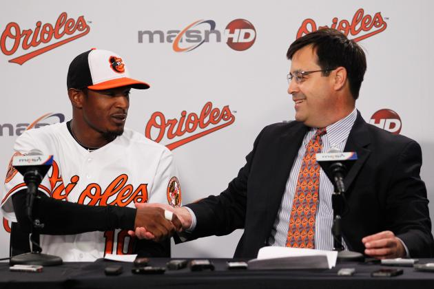 12 Dream Free Agent Pickups for the Baltimore Orioles