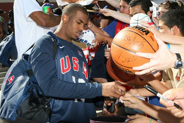 Ranking the NBA's Most Fan-Friendly Stars