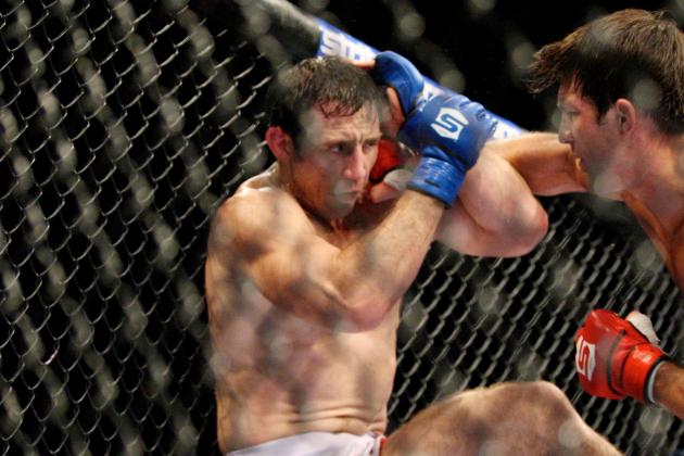 5 UFC Middleweights Luke Rockhold Can Smash Right Now