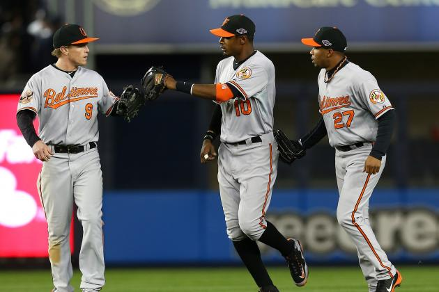 Baltimore Orioles: 5 Things That Worked but Can't Be Depended on in 2013