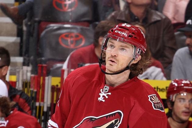 5 Guys Who Are off to Fast Starts for the Coyotes AHL Affilate in Portland