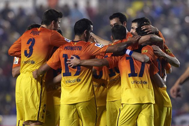 Real Madrid and Valencia Losses Shake Up Latest La Liga Power Rankings