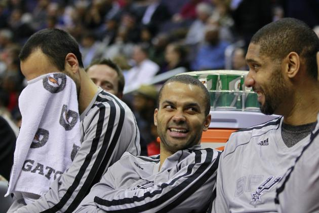 What We've Learned About the San Antonio Spurs After the First Month