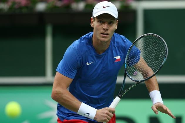 Tomas Berdych Is the Player Most Likely to Have a Majors Breakthrough in 2013