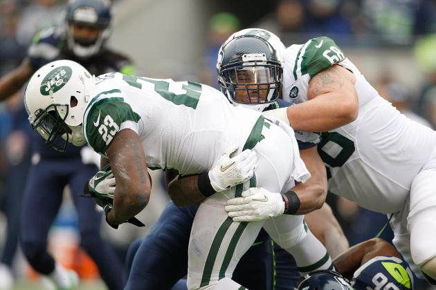New York Jets' Best Options at Running Back in 2013