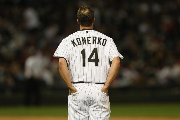 10 Current MLB Players Who Would Make Great Managers