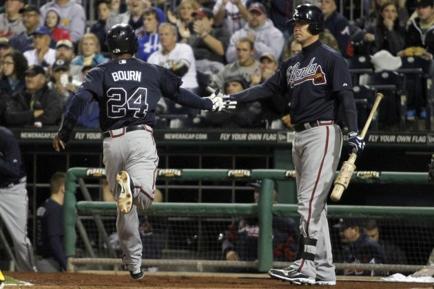 5 Ways Atlanta Braves Can Replace Chipper and Bourn's Production Next Season