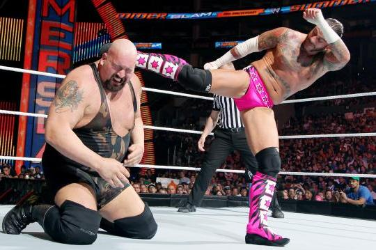 CM Punk or Big Show: Who Deserves to Be the Top Guy in WWE This Month?