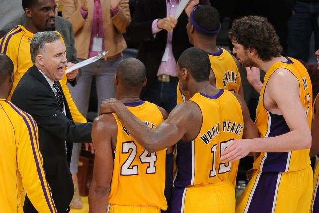 Mike D'Antoni's L.A. Lakers Game Plan for Beating Every Western Conference Foe