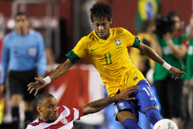 10 Up-and-Coming Brazilian Players Ready for a Transfer to Europe