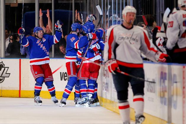 New York Rangers: 6 Most Memorable Games Played at MSG in the Last 20 Years