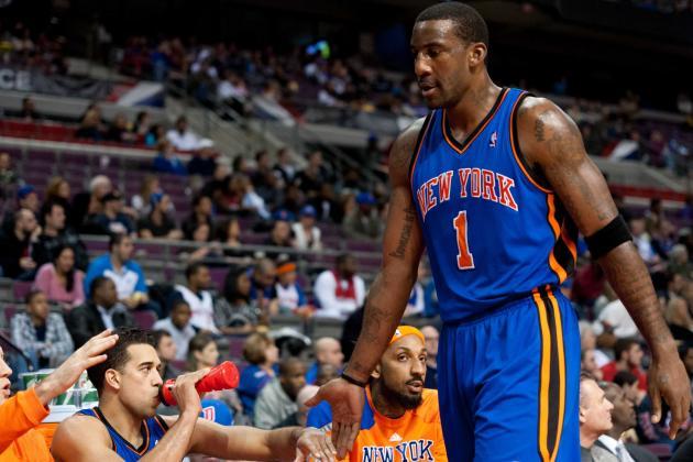6 Adjustments Amar'e Stoudemire Must Make Once Back for NY Knicks