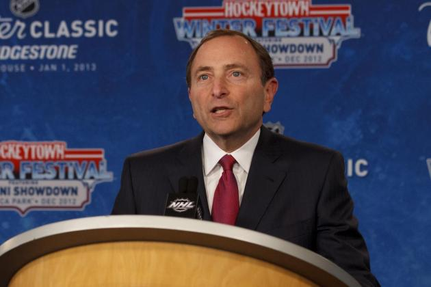 5 Ways the NHL Lockout Is Similar to the NBA Lockout
