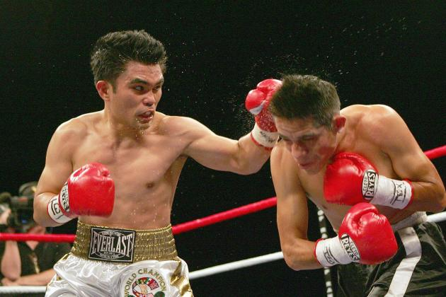 Brian Viloria and the 10 Best Undersized Fighters in Boxing
