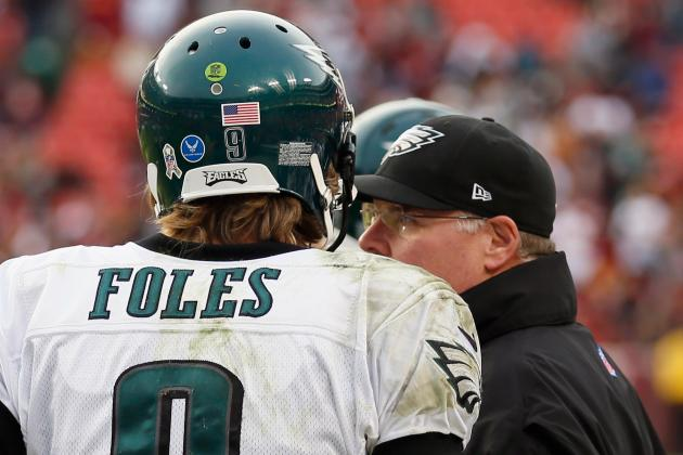 3 Reasons the Eagles Should Start Focusing on Improving Team for Next Year