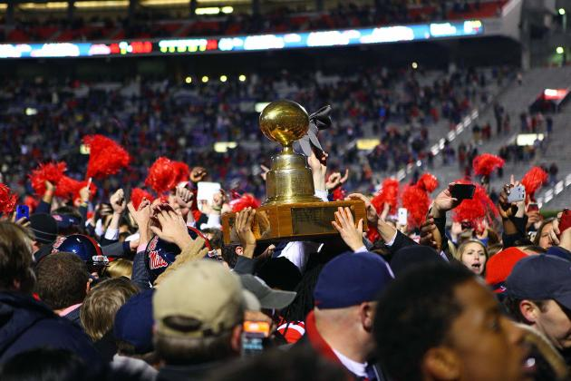 Ole Miss Football: Winners and Losers of the Egg Bowl Versus Mississippi State