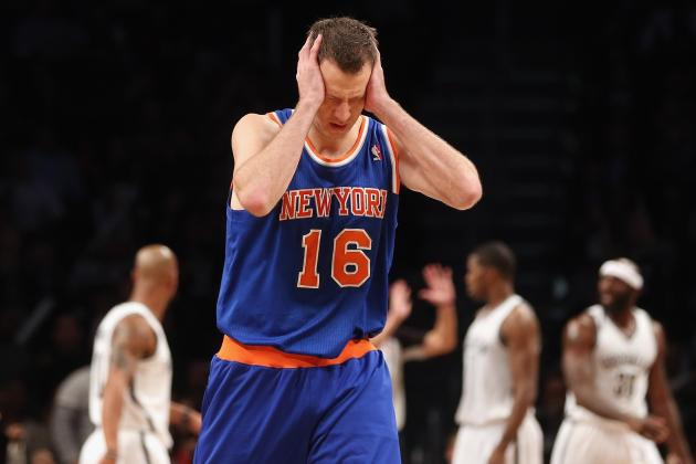 Who Have Been the NY Knicks' Most Disappointing Players so Far This Season?